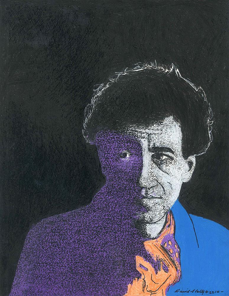 Portraits_Alberto_Giacometti