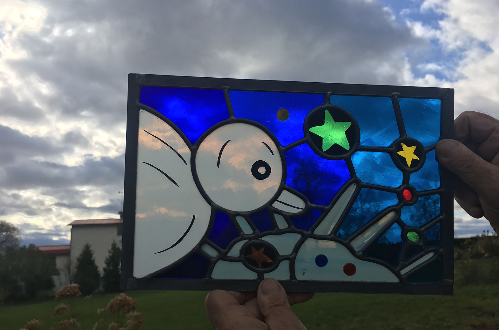 David Stoltz - Stained Glass